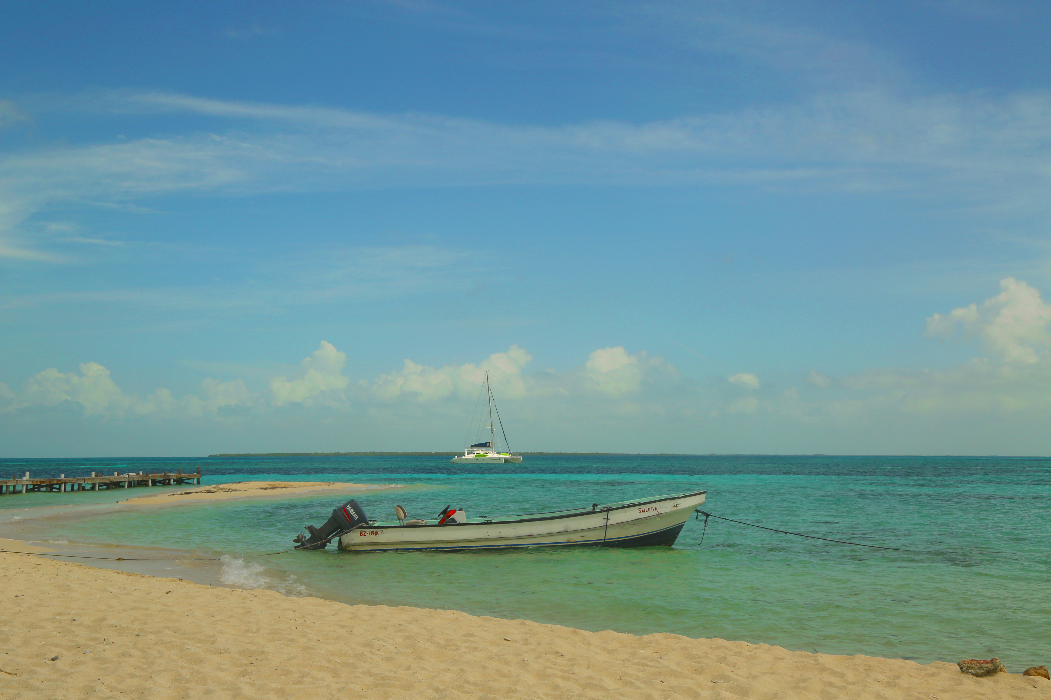 Goff's Caye: A Stunning Island off The Coast of Belize City