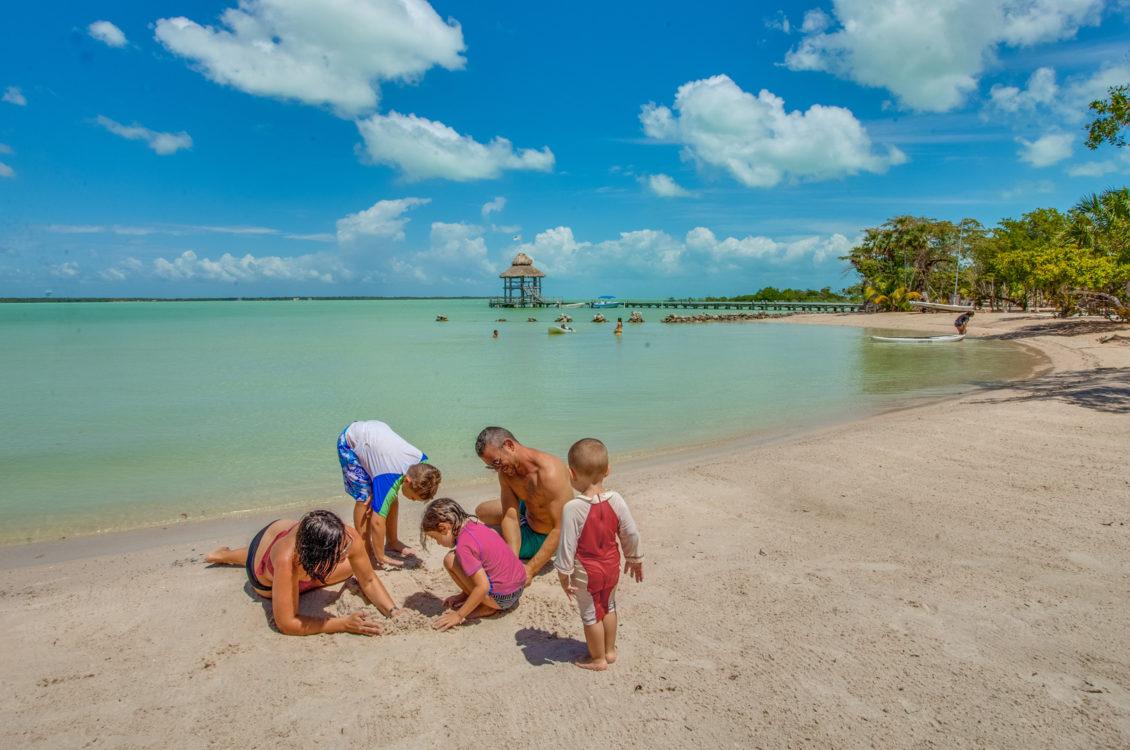 Belize Beach or Jungle