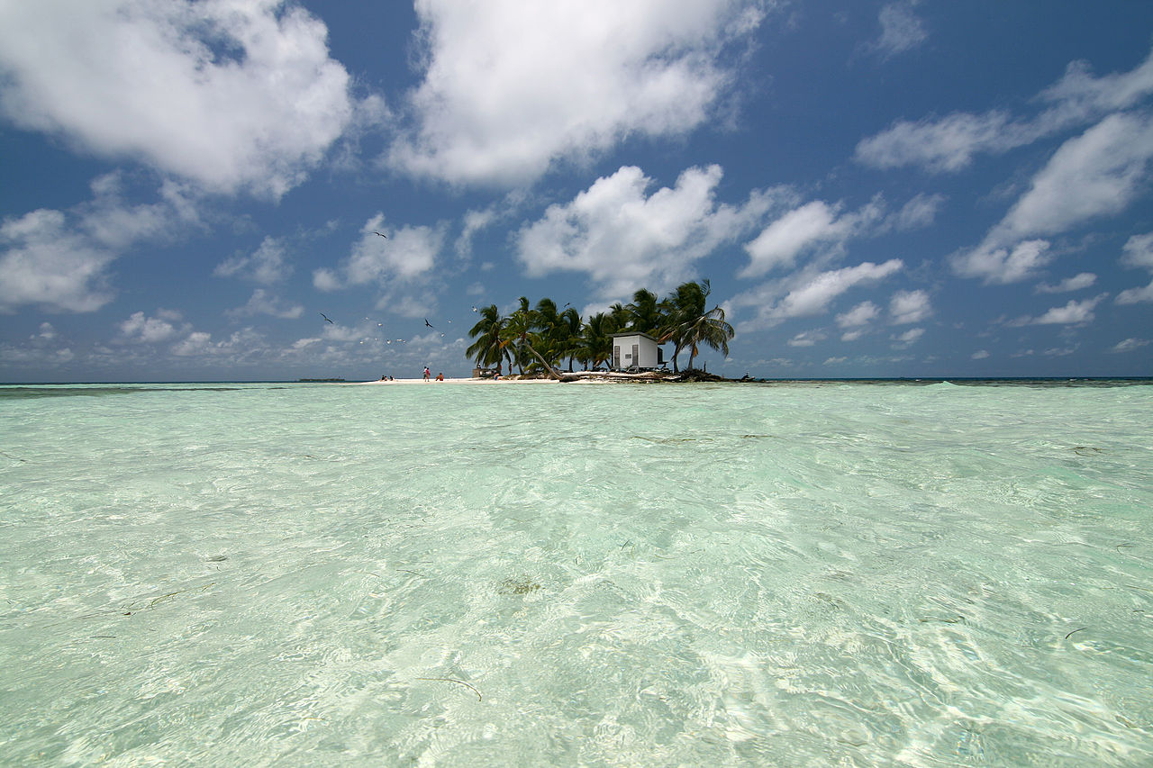 silk cayes in Belize