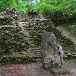 La Milpa Mayan Ruins in Belize