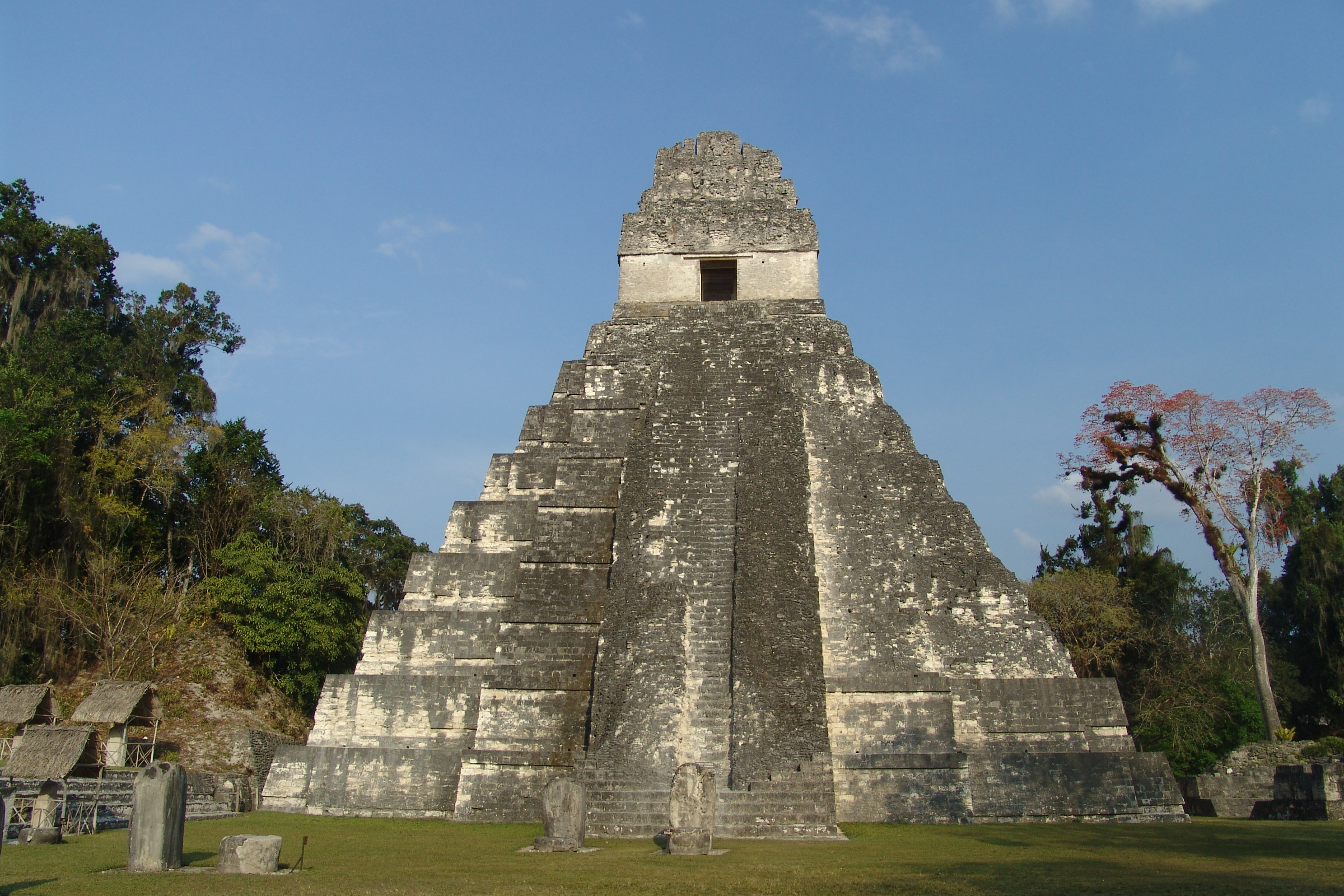 Tikal from Belize