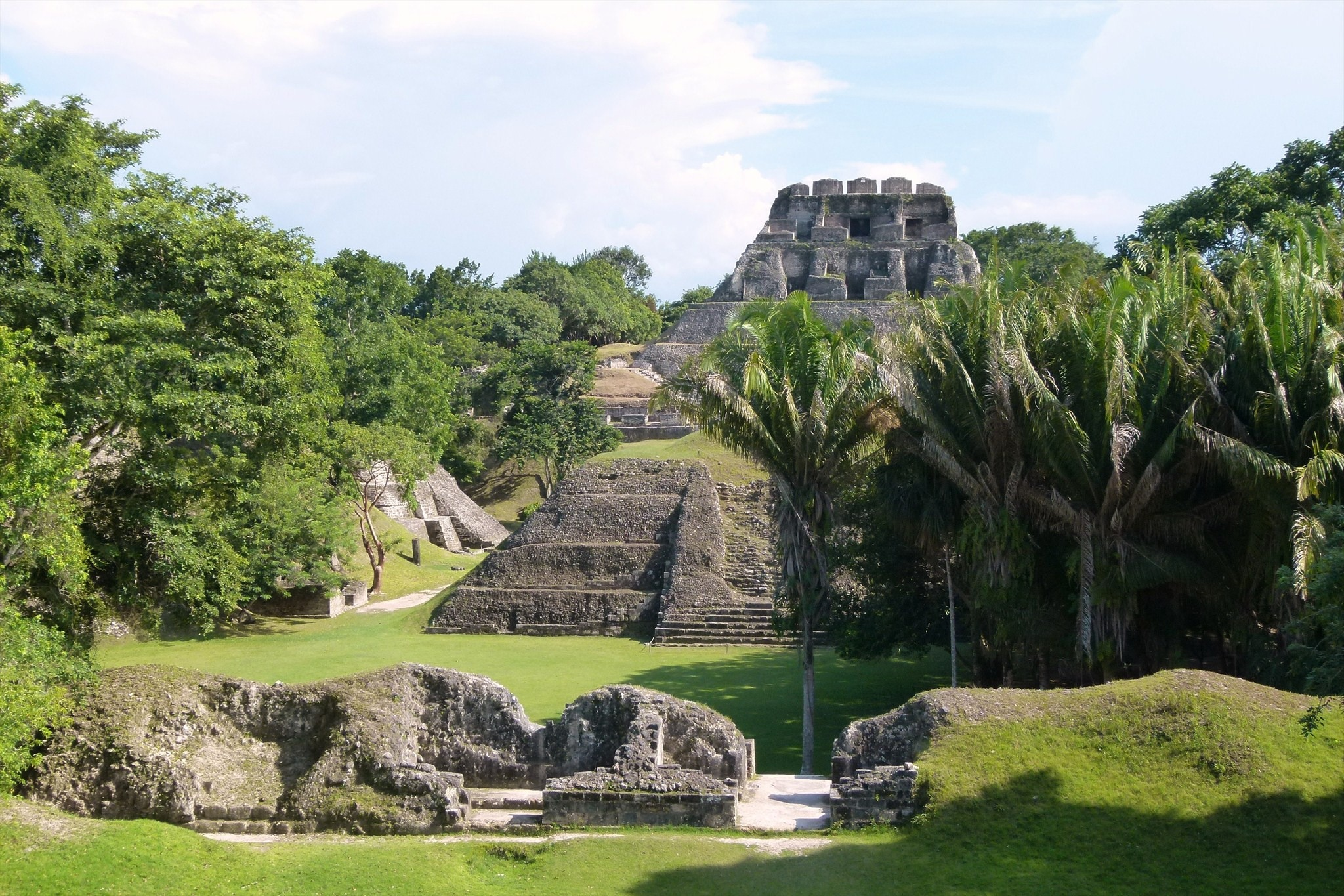 Belize in August