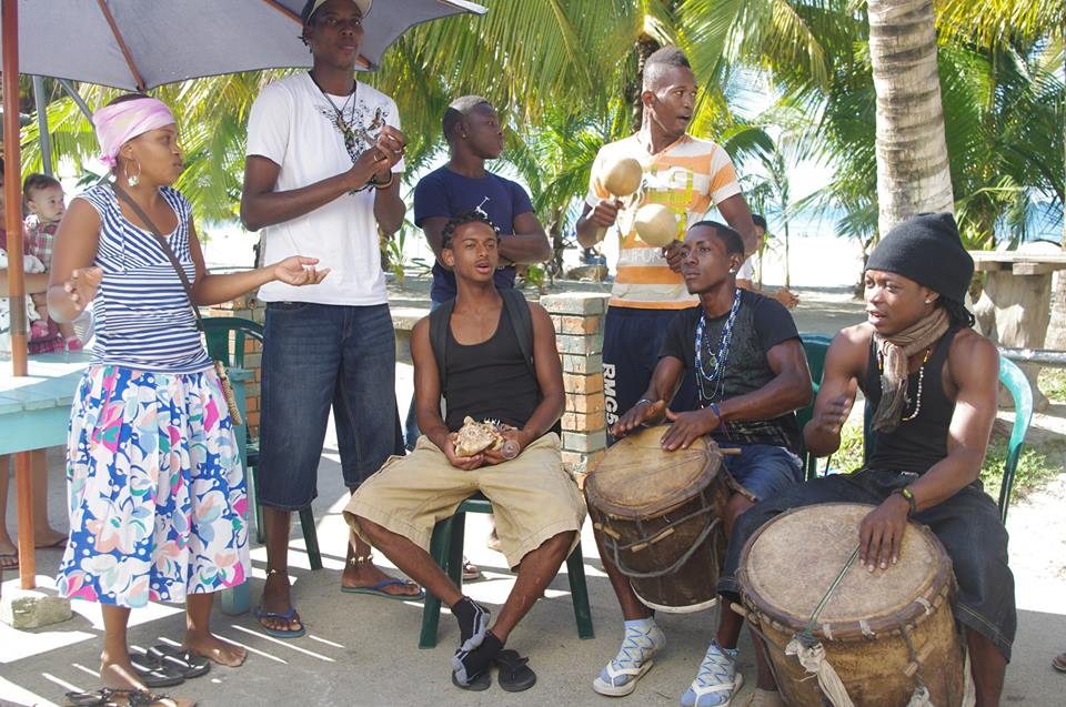 Learn How to Play the Garifuna Drums with the Locals in Belize