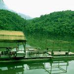 Pontoon Tour of Vaca Lake
