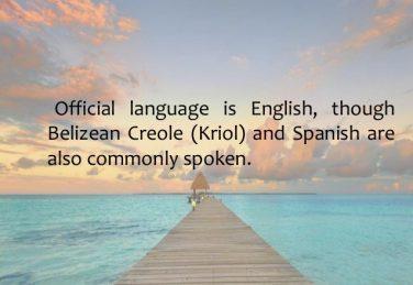 Belize Languages