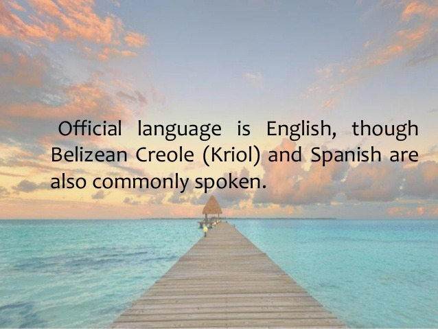 belize-languages