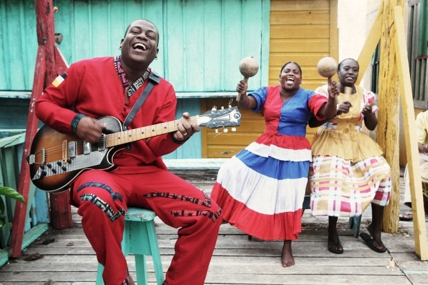 The Music of Belize