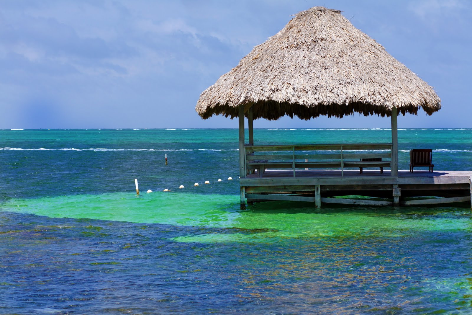 belize islands - ambergris caye