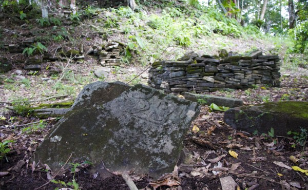 Uxbenka Mayan Ruins in Belize
