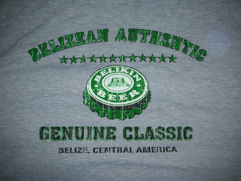 Belize Souvenirs - belkin beer items