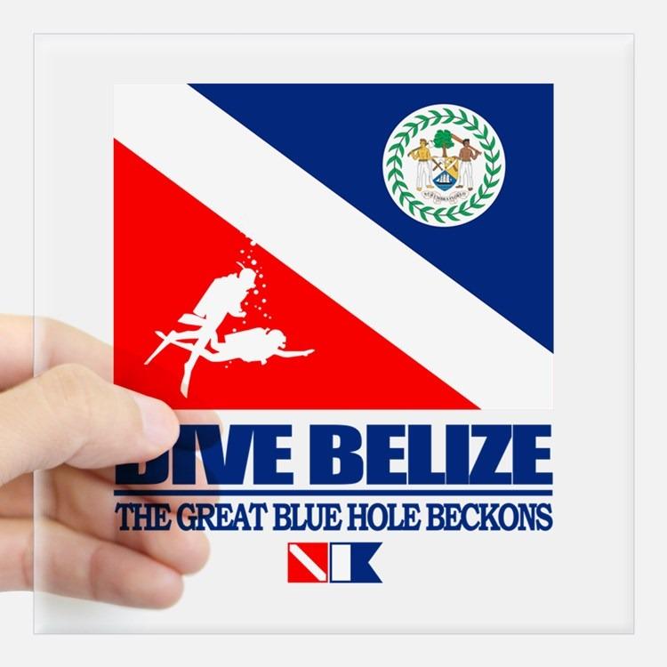 Belize Souvenirs - stickers