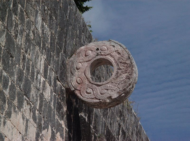Ancient Maya Ball Game
