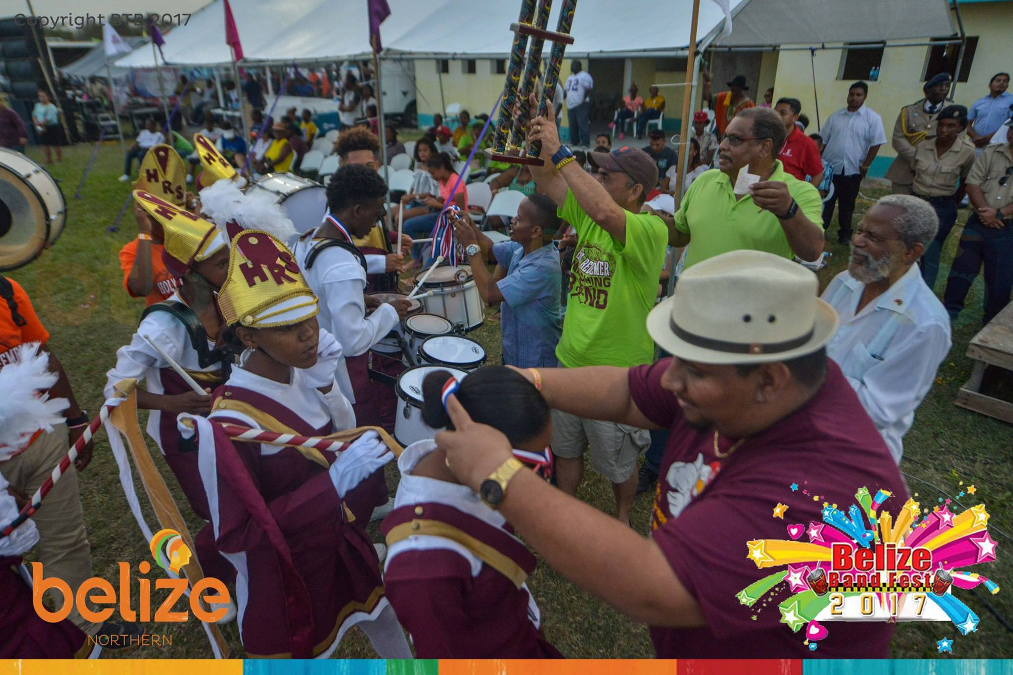 Bandfest 2017 takes over Orange Walk