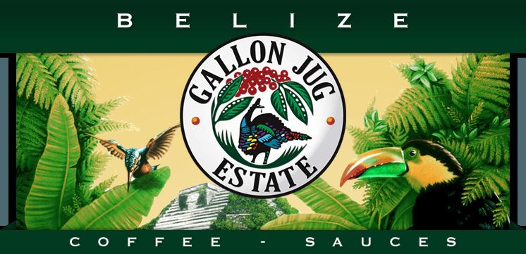 Belize Souvenirs - coffee