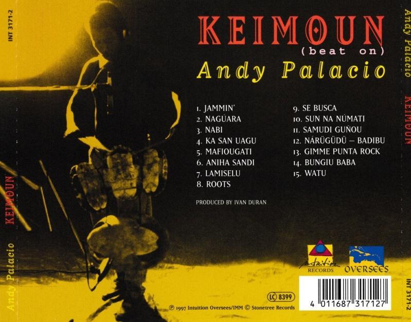 Belize Souvenirs - music cd