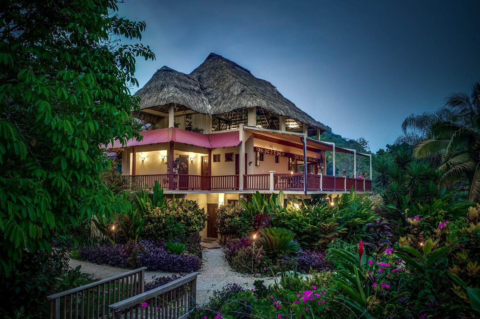 belize rainforest resorts