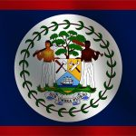 the belize flag