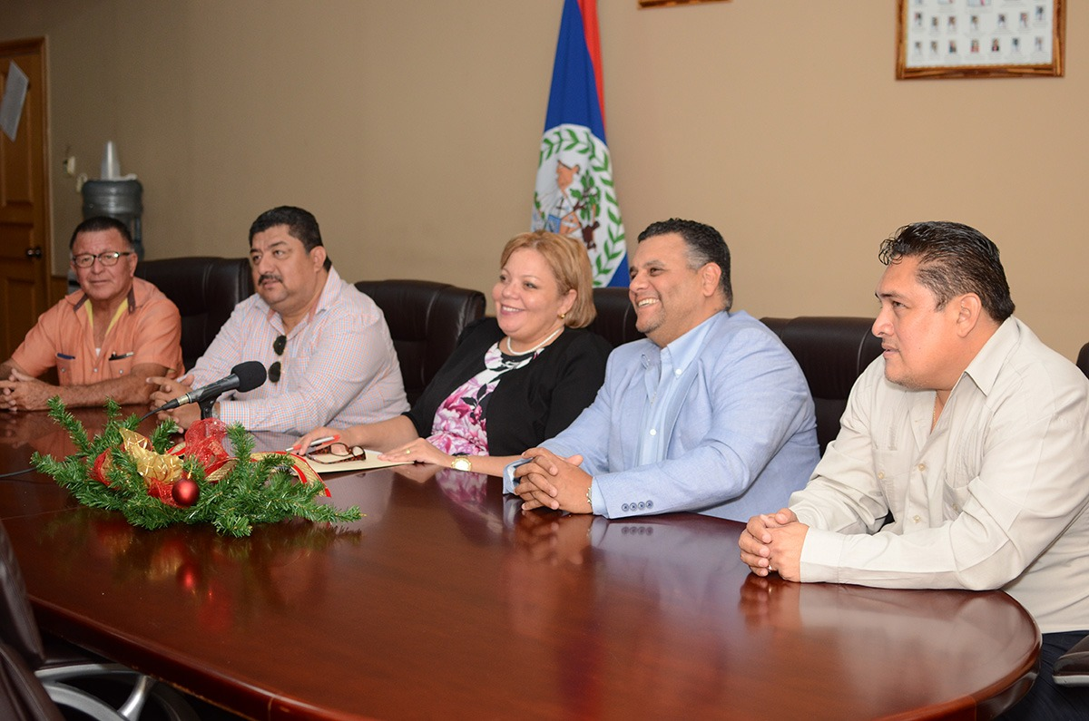 Government of Belize Signs Memorandum of Understanding with International Airport Alliance Belize Limited