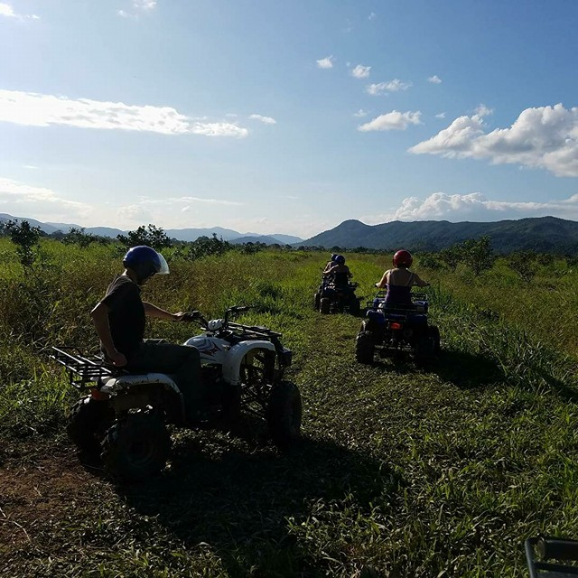 Explore Belize by ATV