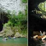 Belize Cave Tubing: River of Caves 7 Miles Cave Tubing