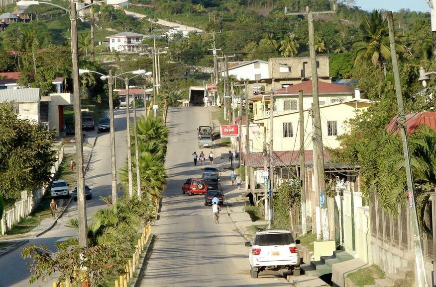 Benque Viejo del Carmen in Belize