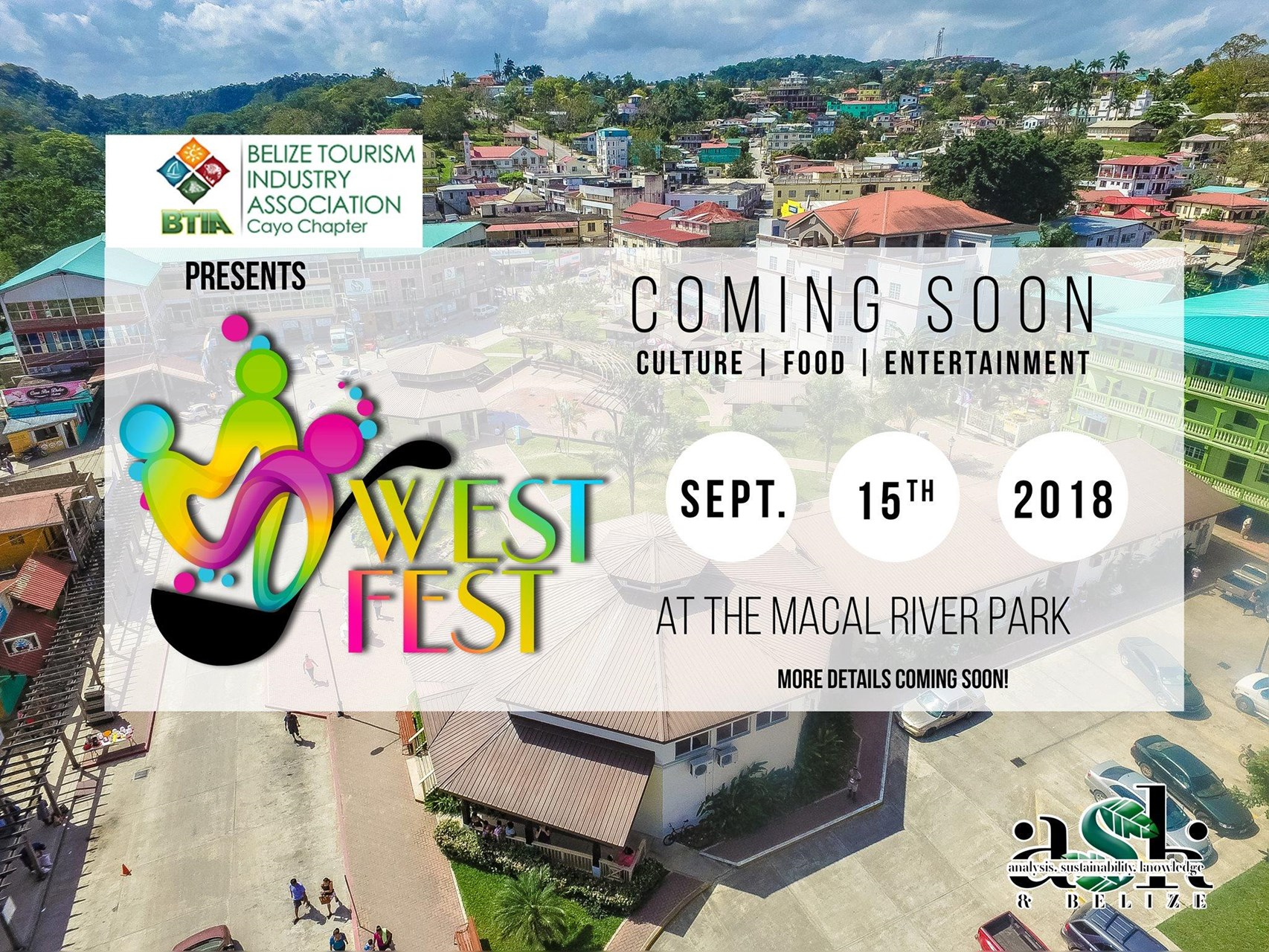 West Fest Comes to Cayo