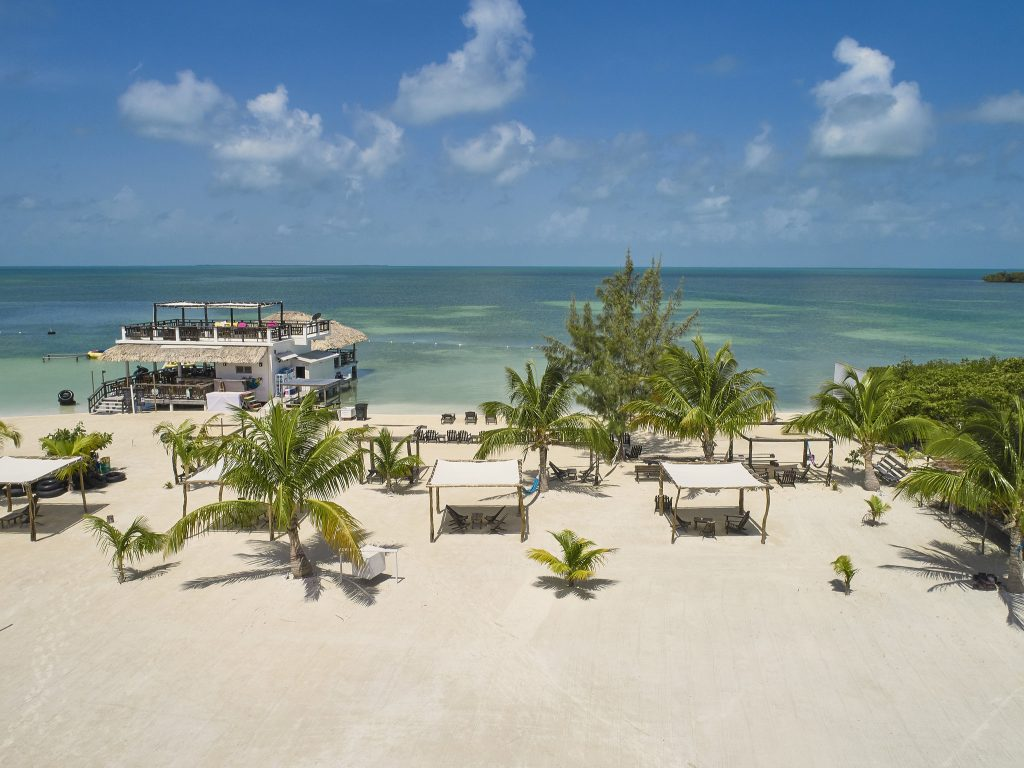 caye caulker belize hotels