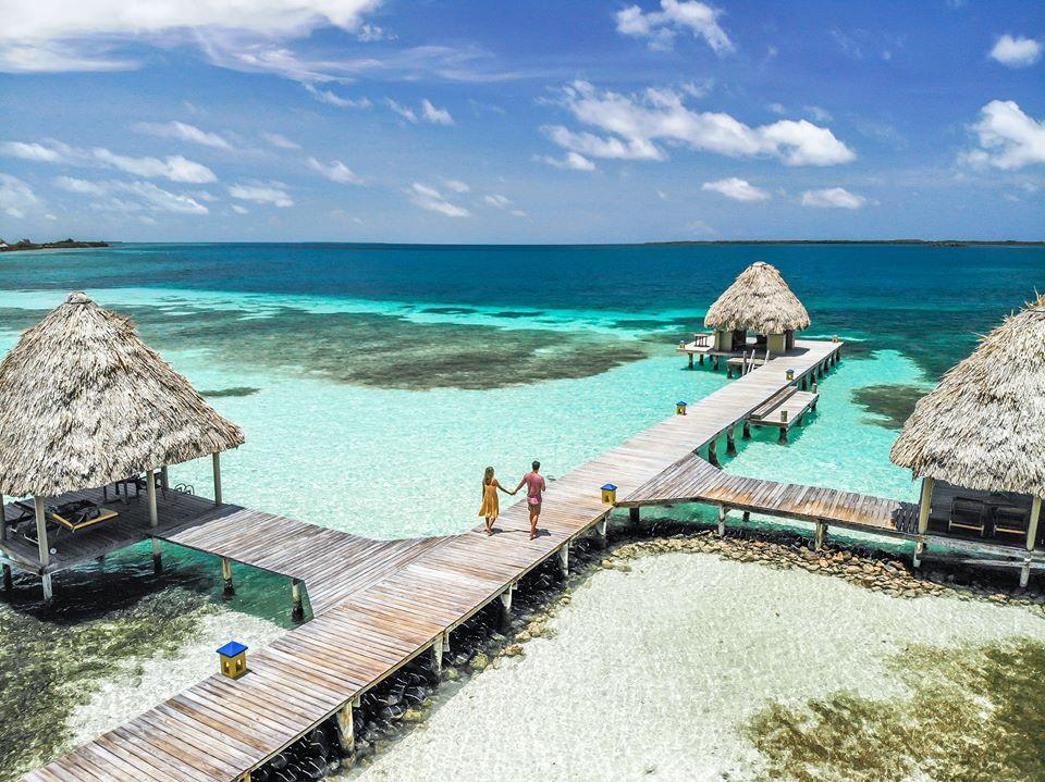 coco plum belize island