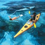Sea Kayaking in Belize