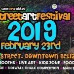 Belize City Street Art Festival