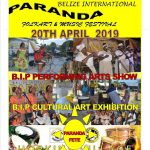 Belize Paranda Festival