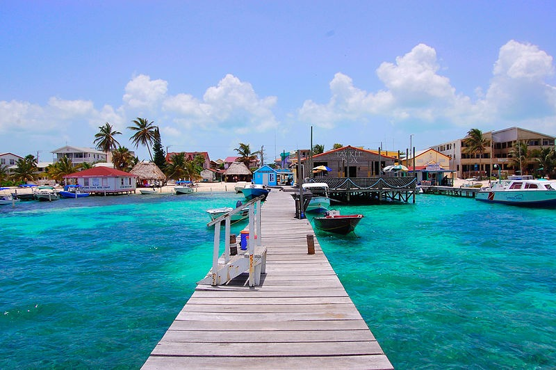 A Brief History of Ambergris Caye Belize