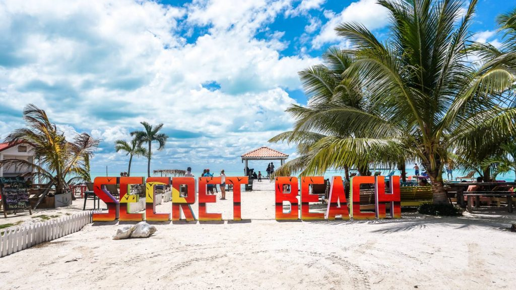 Secret Beach Ambergris Caye