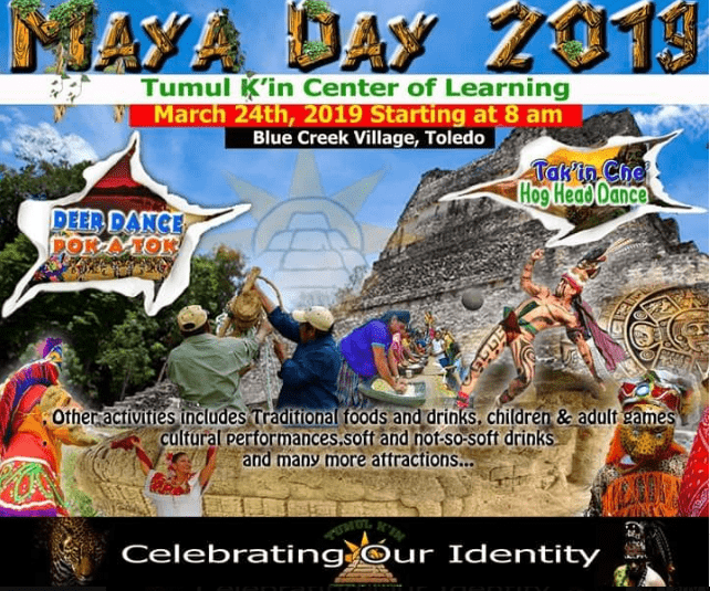 Maya Day in Belize