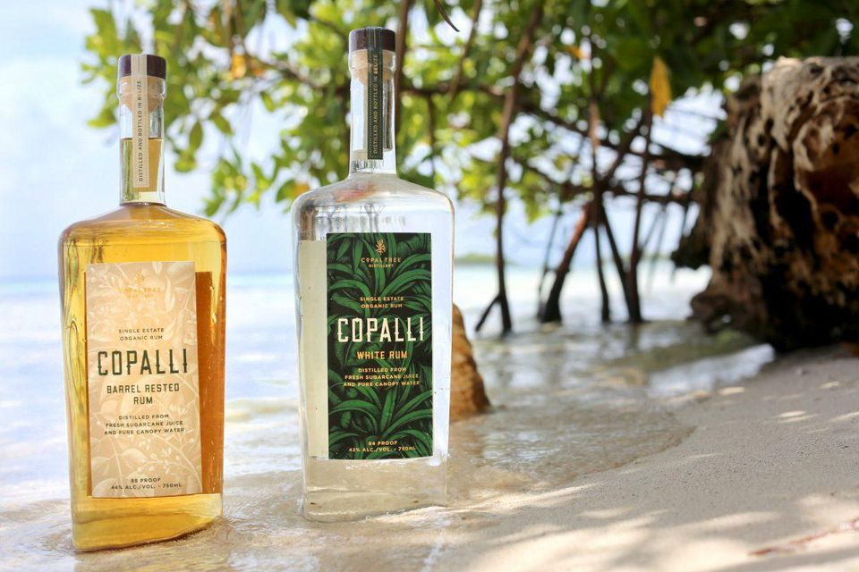 Copalli Rum