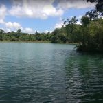 five blues lake national park in belize