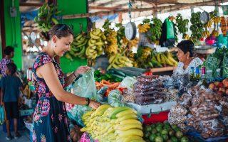 the san ignacio market in cayo belize