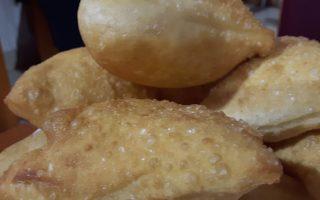 Belizean fry jacks