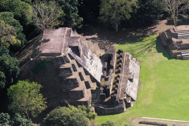 a brief history of belize