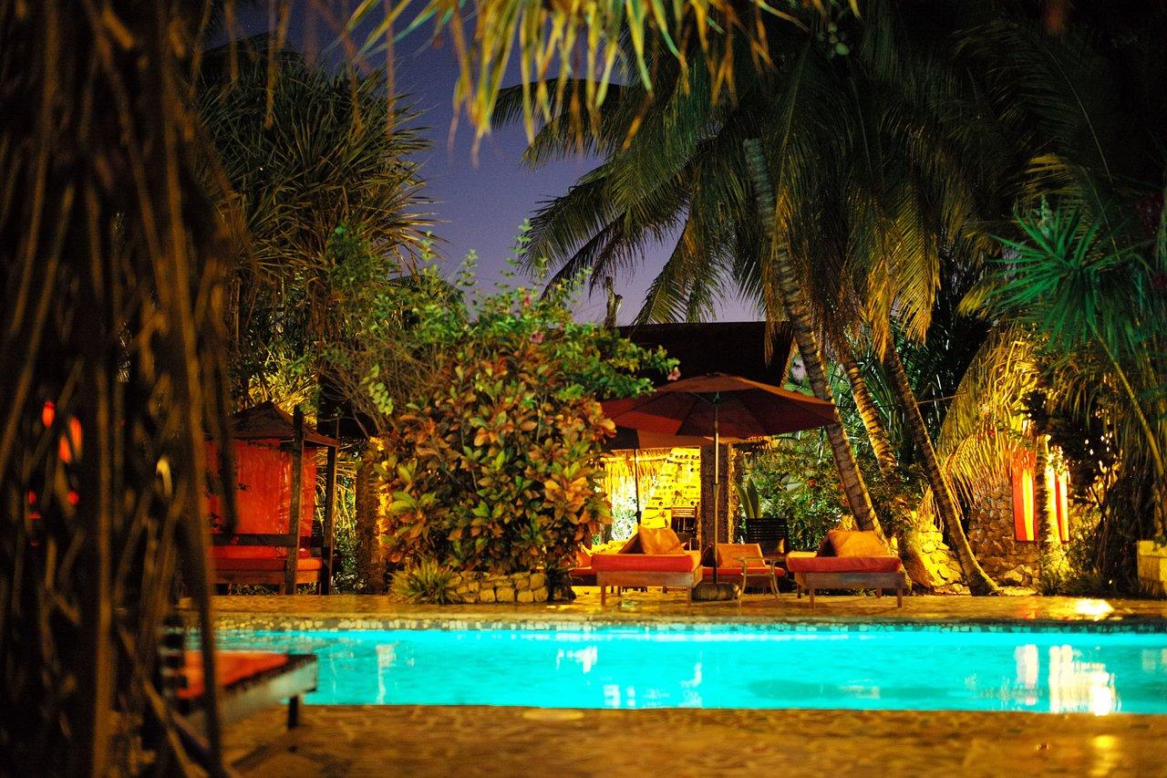 A Posh Resort Hidden in a Belize Jungle