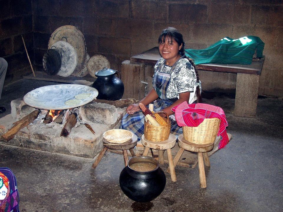 The Maya Food in Belize