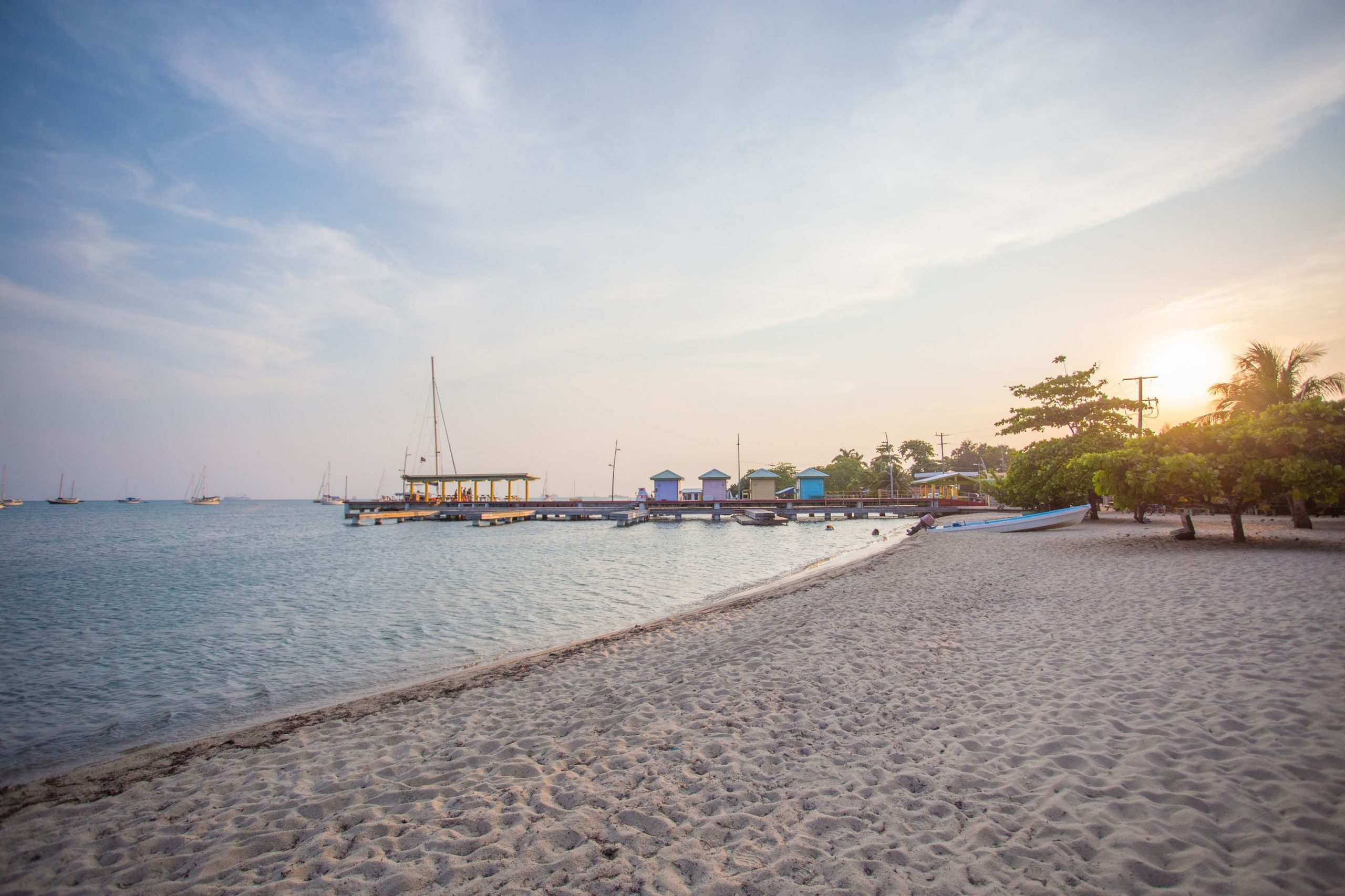 placencia or ambergris caye