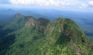 Victoria Peak Belize