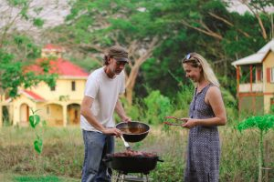 Off the grid living in Cayo Belize