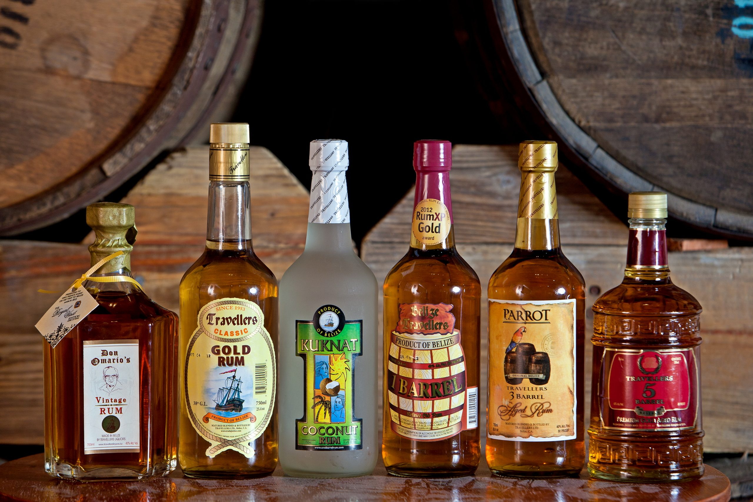 What Kinds of Alcohol Are Available in Belize