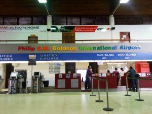 book a cheap flight to Belize