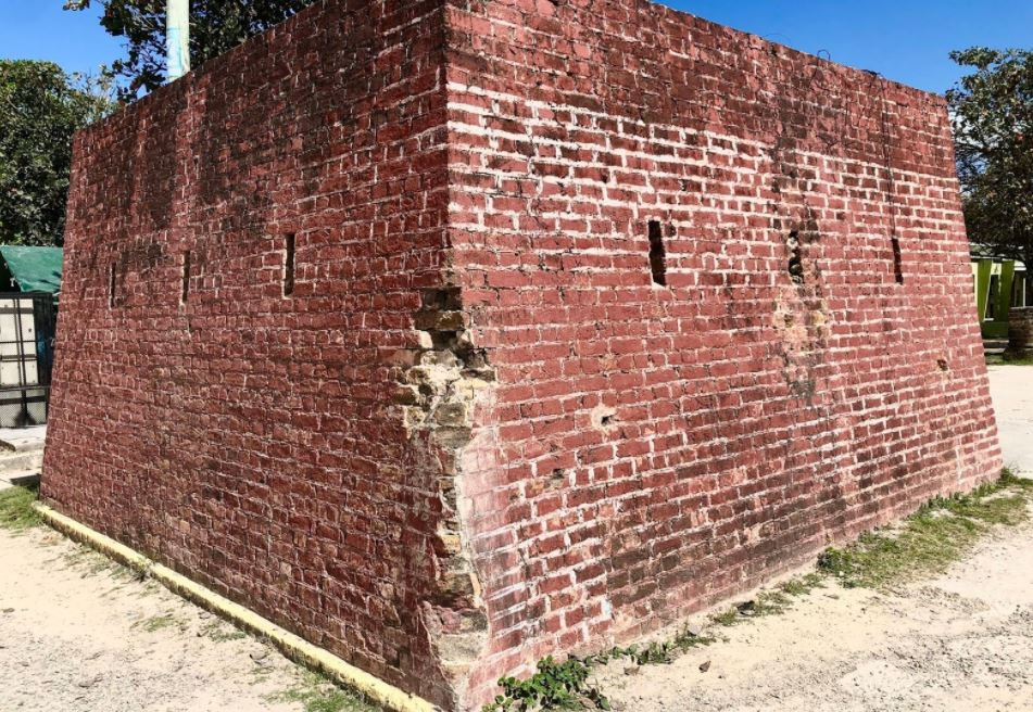 Fort Barlee in Corozal Belize