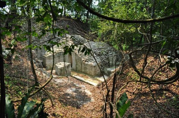 El Pilar Maya Ruins
