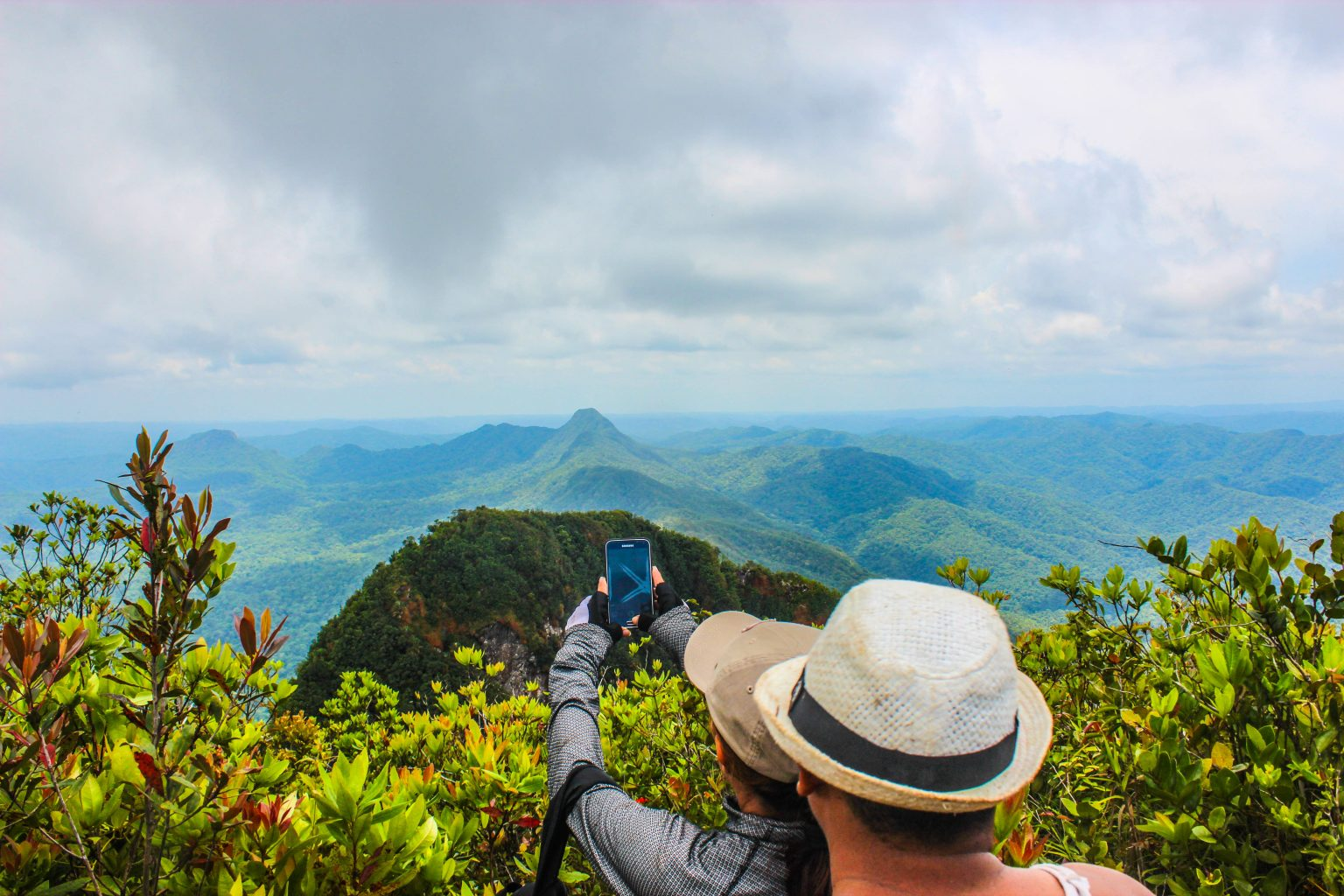 Hiking in Belize