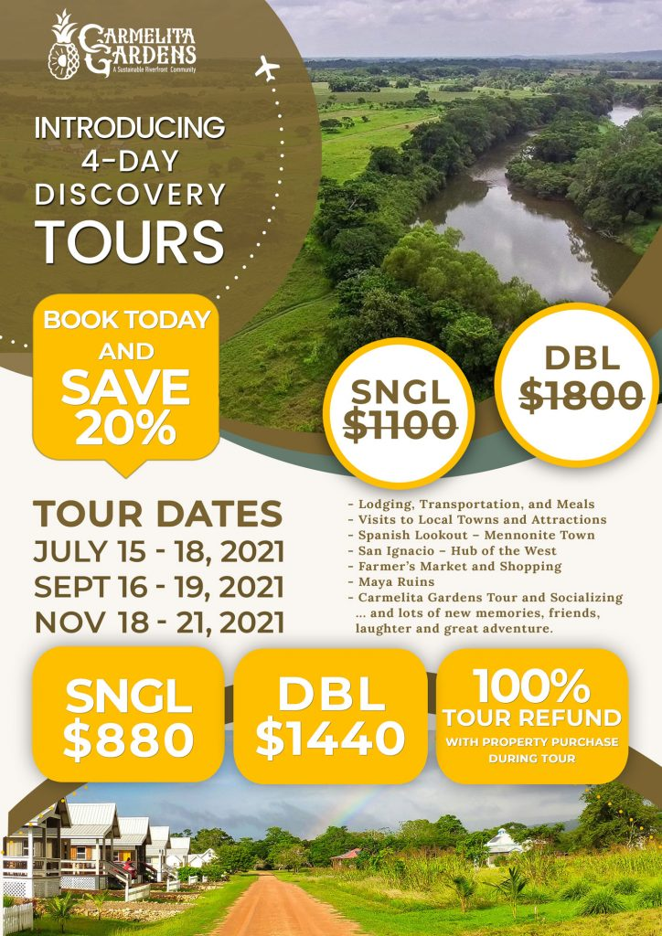 belize discovery tours